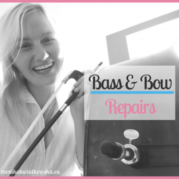 Bass and Bow Repairs