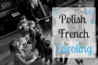 Polish-French Caroling