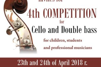 Cello & Double Bass Competition