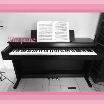 Le nouveau piano!